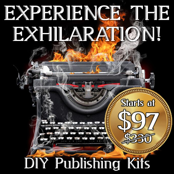 Experience the Exhilaration: DIY Publishing Kits